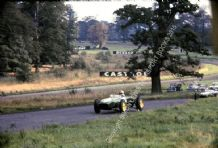 LOTUS 18 Innes Ireland Oulton Park Gold Cup 1960 (B)